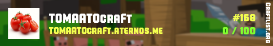 TOMAATOcraFt banner