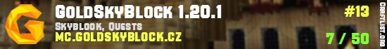GoldSkyBlock